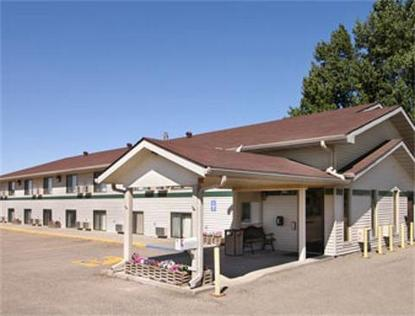 Super 8 Motel   Valley City