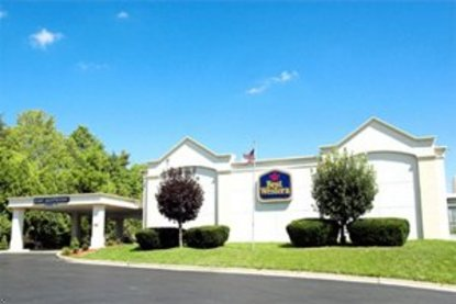 Best Western Executive Inn Of Akron