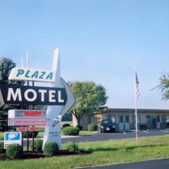 The Plaza Motel Bryan