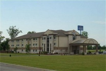 Holiday Inn Express Hotel And Suites Bucyrus