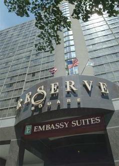 Embassy Suites Hotel - Hotel - 1701 East 12th Street, Cleveland, OH, United States