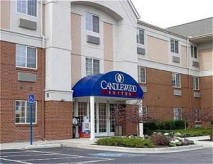 Candlewood Suites Columbus   Gahanna