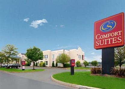 Comfort Suites Columbus Airport