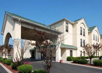 Quality Inn & Suites Columbus West