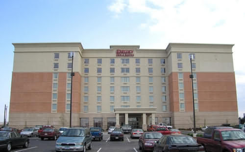 Drury Inn Suites Dayton North