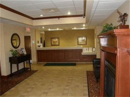 Holiday Inn Express Hotel And Suites Dayton Huber
