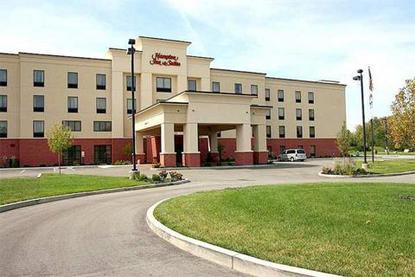 Hampton Inn & Suites Dayton Airport