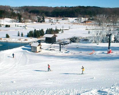 Skiing In Ohio Ohio Ski Resorts