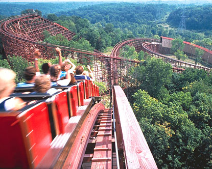 KINGS ISLAND – Paramount KINGS ISLAND – Ohio Theme Parks