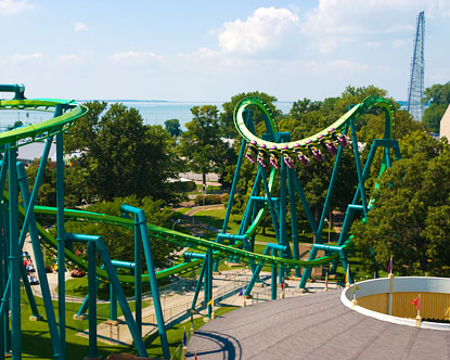 Raptor Cedar Point