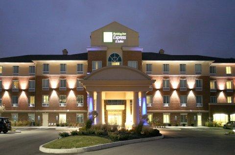 Holiday Inn Express Hotel & Suites Cincinnati   Mason