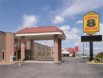 Super 8 Motel  Milan/ Sandusky Area/South