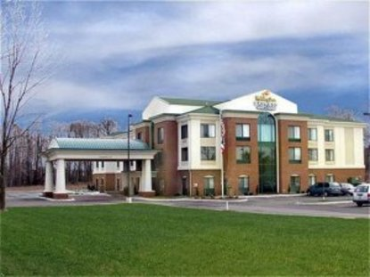 Holiday Inn Express Hotel & Suites Youngstown (N. Lima/Boardman)