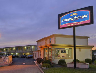 Howard Johnson Express Inn   Sandusky
