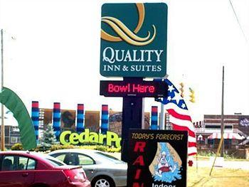 Quality Inn & Suites At Cedar Point Dr.