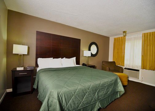 Comfort Inn Cedar Point Maingate