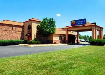 Comfort Inn North   Toledo