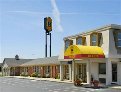 Super 8 Motel   Troy