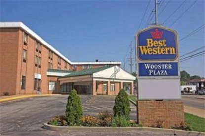 Best Western Wooster Plaza Wooster Deals See Hotel