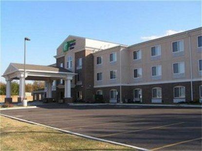 Holiday Inn Express Hotel & Suites Oklahoma City   Bethany