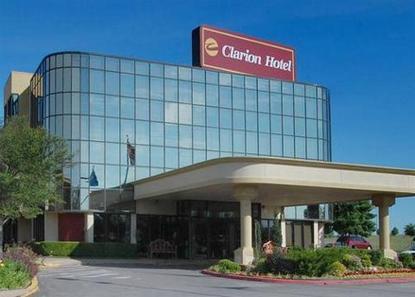 Clarion Hotel Broken Arrow