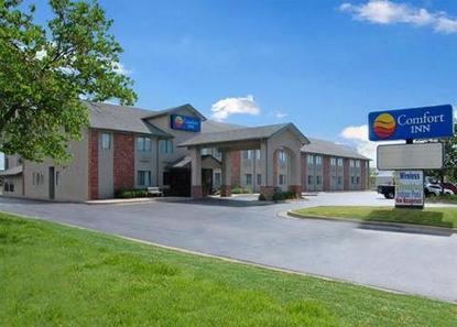 Comfort Inn Broken Arrow