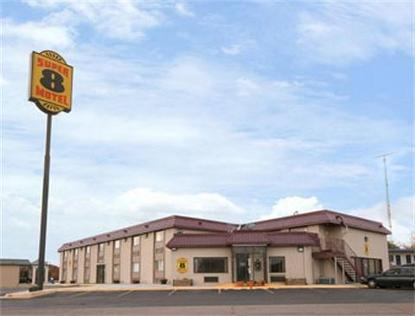 Super 8 Motel   Clinton