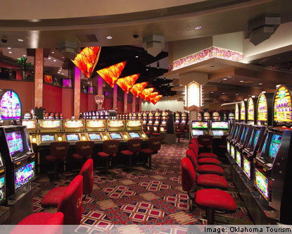 Gambling age in oklahoma by casino