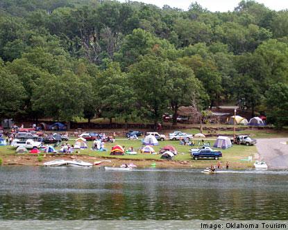 Lake Murray - Lake Murray Oklahoma Cabin Rentals