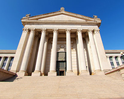 Oklahoma State Capitol Building Tours