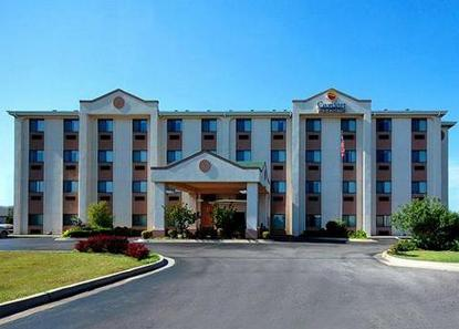Comfort Inn And Suites East