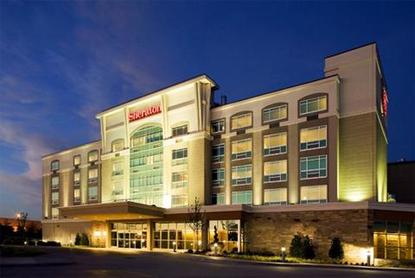 Sheraton Midwest City Hotel At The Reed Conference Center