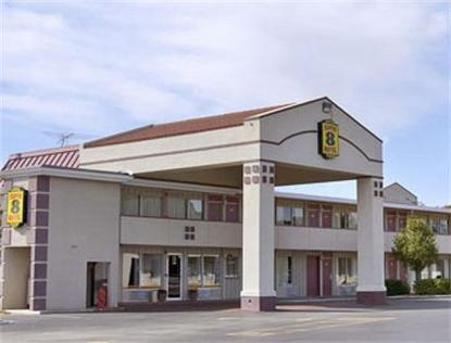 Super 8 Motel   Okc/Frontier City