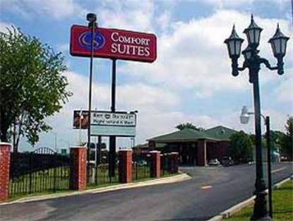 Comfort Suites Tulsa Airport