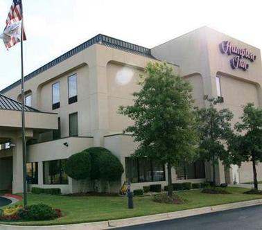 Hampton Inn Tulsa Sand Springs