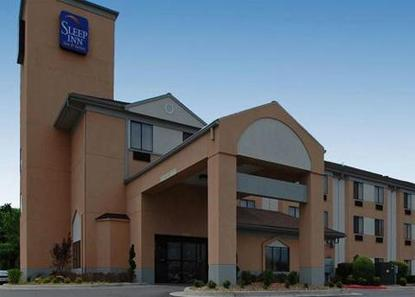Sleep Inn And Suites Tulsa
