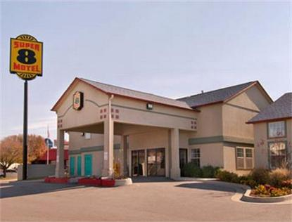 Super 8 Motel   Tulsa