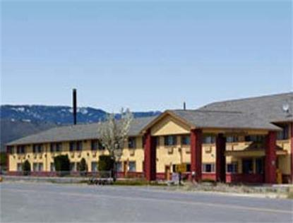 Super 8 Motel   Baker City