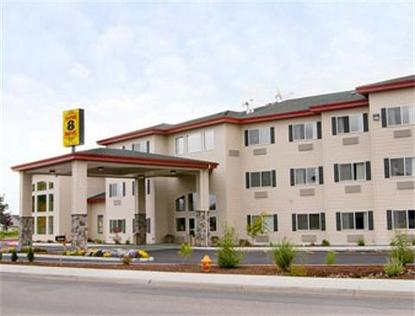 Super 8 Motel Medford Or
