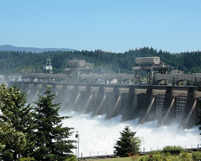 Dam Tours In Washington State
