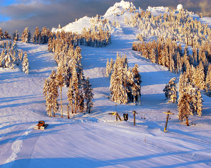 Mt Ashland Ski Resort Mt Ashland Oregon