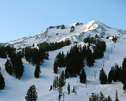 Mt Bachelor Ski Resort