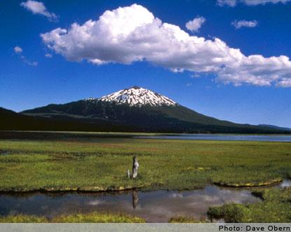 Mt Bachelor Mt Bachelor Oregon