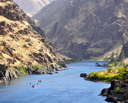 Oregon Rafting White Water Rafting In Oregon