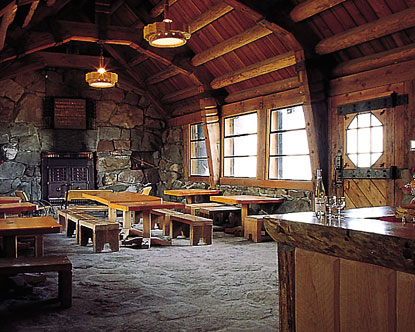 Timberline Lodge Silcox Hut Virtual Tour