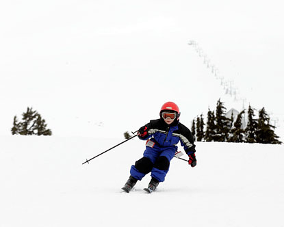 Timberline Ski Resort
