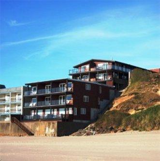 Beachfront Manor Hotel Lincoln City
