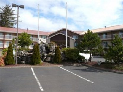 Best Western Landmark Inn Lincoln City