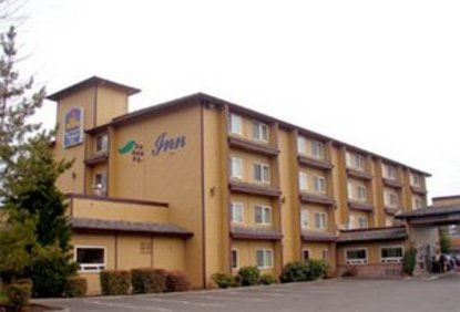 Best Western The Vineyard Inn Motel