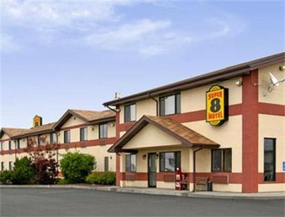 Super 8 Motel   Pendleton